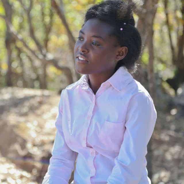 Grantee Susan Mwanza