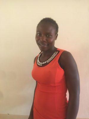 Regina Chokwe sponsor